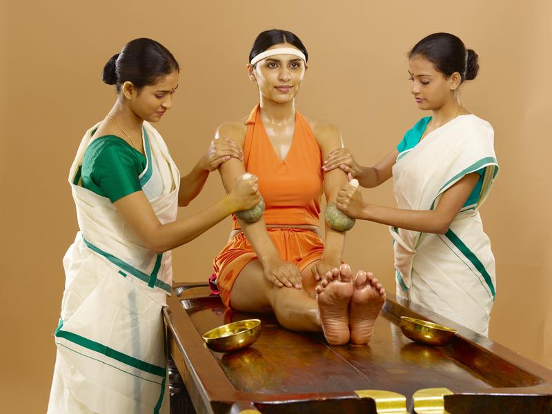 Elakizhi Lepam Kerala Ayurveda Therapy Bangalore India
