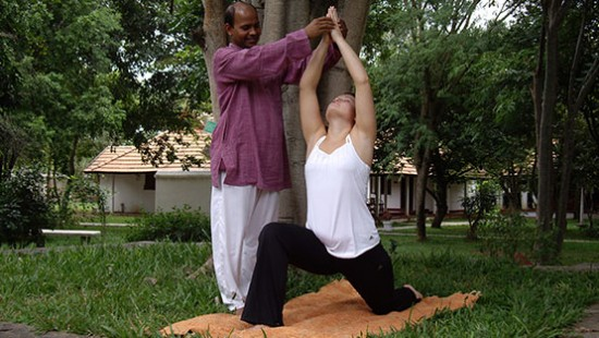 Yoga And Meditation Center in Bangalore